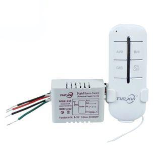 Włącznik radiowy 230V Zdalne Sterowanie 1x1000W