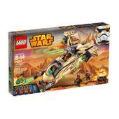 LEGO Star Wars Okręt bojowy Wookiee 75084 8+