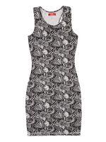 TXM sukienka dziewczęca 146 CZARNY