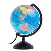 Lampka Nocna LED Dekoracyjna Globus Obracająca