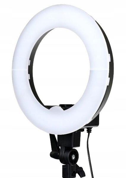 LAMPA PIERŚCIENIOWA LED RING 35W ŚCIEMNIACZ TORBA zdjęcie 4