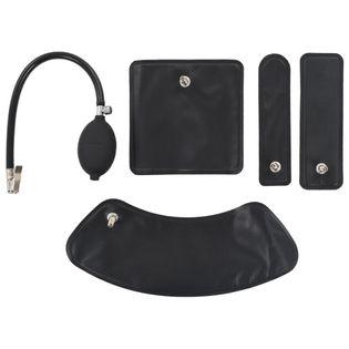 5-częściowy zestaw narzędzi do otwierania zamków z pompką