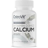 OSTROVIT CALCIUM WITAMINA D3 + K2 90 KAPS.