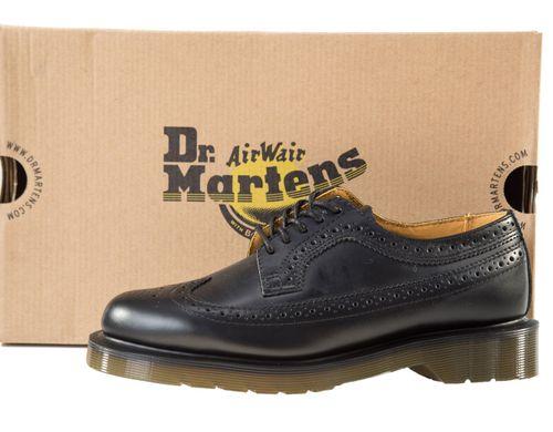 Dr. Martens Black Smooth 3989 - 13844001 rozmiar 39 na Arena.pl