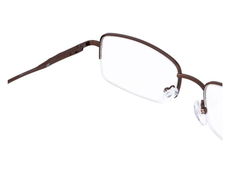 Prostokątne okulary do czytania plusy +1.00 zdjęcie 6