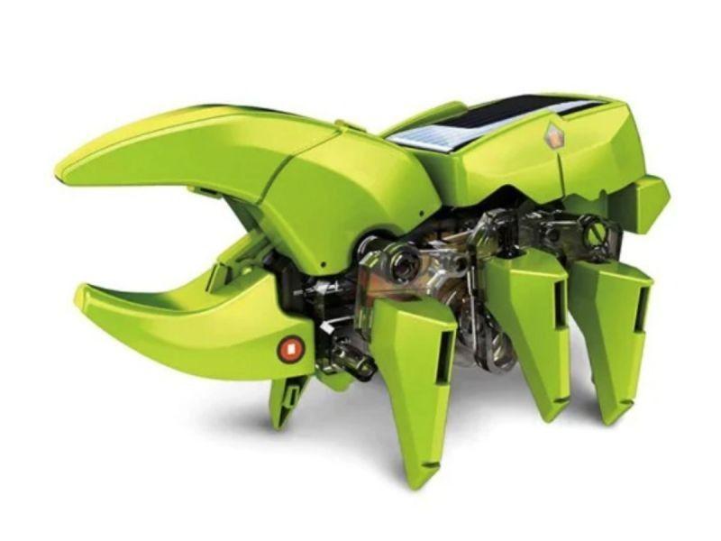 Zabawka Solarna Robot Solarny 4w1 zdjęcie 5