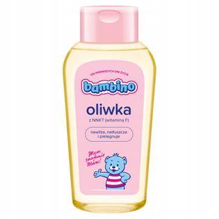 Bambino Oliwka dla niemowląt z witaminą F 150 ml