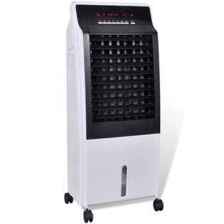 Lumarko Przenośny klimatyzator, oczyszczacz i nawilżacz powietrza, 8 L