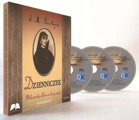 Dzienniczek Św. Siostry Faustyny Audiobook na Arena.pl