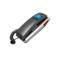 TELEFON STACJONARNY MAXCOM KXT400 MONTAŻ NA ŚCIANĘ