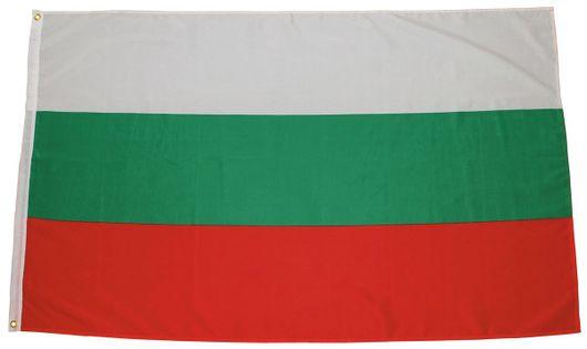 FLAGA BUŁGARIA 150 x 90 cm