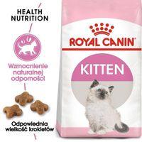 Royal Canin Kitten Karma Sucha Dla Kociąt Od 4 Do 12 Miesiąca Życia 400G