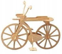 PUZZLE DREWNIANE 3D ROWER BICYCLE DREWNO