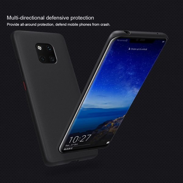 HUAWEI MATE 20 PRO 6.39 NILLKIN FROSTED SUPER SHIELD ETUI na Arena.pl