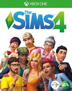 The Sims 4 PL (XONE)