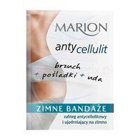 MARION Antycelluit 50ml Zimne Bandaże -  zabieg antycelluitowy na zimno