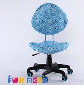 Regulowane Krzesło Fotel ortopedyczny dla dziecka SST5 Blue zdjęcie 5