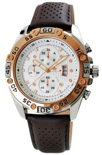 Zegarek Męski Gino Rossi 8754A-3B1