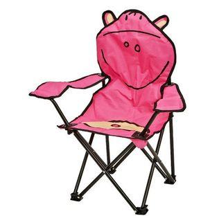 Krzesło krzesełko dla dzieci składane HIPO do 50kg swe