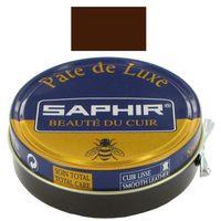 SAPHIR Pate de Luxe - Pasta do butów 50 ml ŚREDNI BRĄZ 37