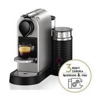 Ekspres do kawy Krups Nespresso Citiz&Milk XN761B10 Srebrne
