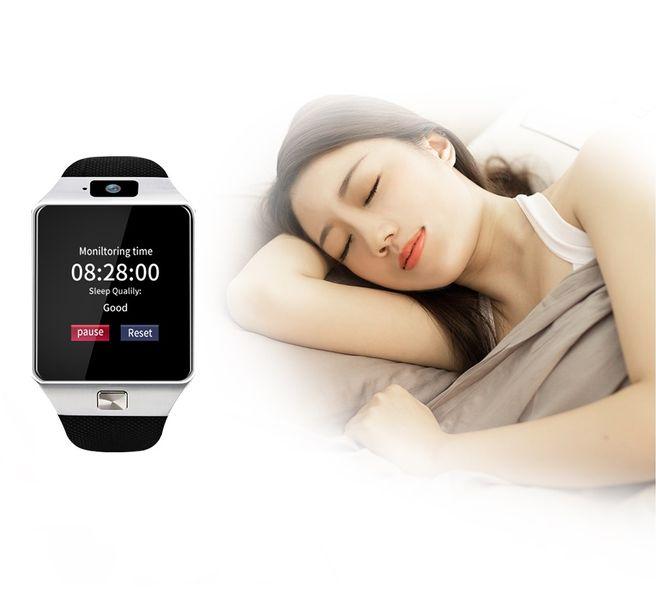 Smartwatch Zegarek DZ09 Menu PL GSM Slot SIM, SD zdjęcie 6