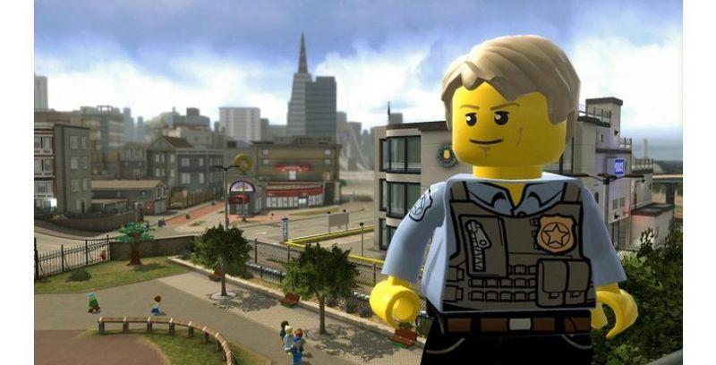 Cenega Gra Ps4 Lego City Tajny Agent Arenapl
