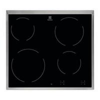Płyta ceramiczna Electrolux Inspiration EHF6240XXK Czarna/INOX