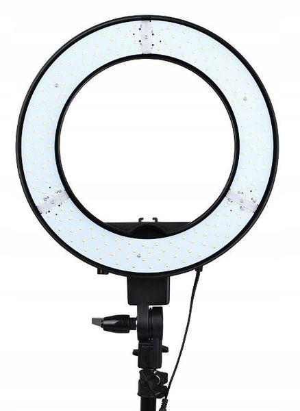LAMPA PIERŚCIENIOWA LED RING 35W ŚCIEMNIACZ TORBA zdjęcie 1