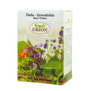 Orion Zioła Szwedzkie Z Aloesem 90,2G
