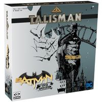 Gra Talisman Batman Edycja Superłotrów Galakta
