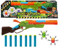 Wyrzutnia strzałek Eliminator Zuru X-Shot Bug Attack Formatex 4802