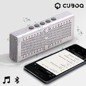 Głośnik Bluetooth Waterproof CuboQ Metal