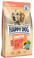 Karma dla psów dorosłych HAPPY DOG HD-9817 NATURCROQ Łosoś i ryż 12 kgg