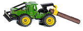 SIKU Traktor John Deere Skidder
