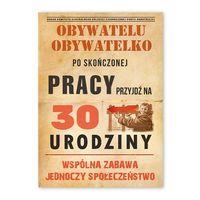 Zaproszenie na 30 urodziny Obywatelu - ZX6815