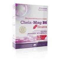 Olimp Chela-Mag B6 Skurcz 60 kapsułek - Długi termin ważności!