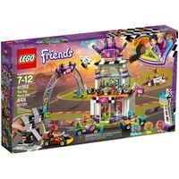 LEGO 41352 Friends - Dzień wielkiego wyścigu