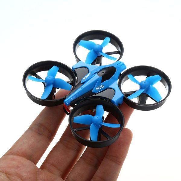 JJRC H36 MINI DRON QUADROCOPTER GADŻET zdjęcie 1
