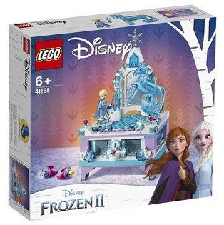 LEGO Disney - Szkatułka na biżuterię Elsy 41168