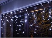 SOPLE 300 LED LAMPKI CHOINKOWE BIAŁE ZIMNE zdjęcie 2