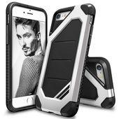 Etui Ringke MAX iPhone 8 Plus / 7 Plus srebrne