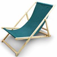 Leżak Plażowy Leżak ogrodowy Morski