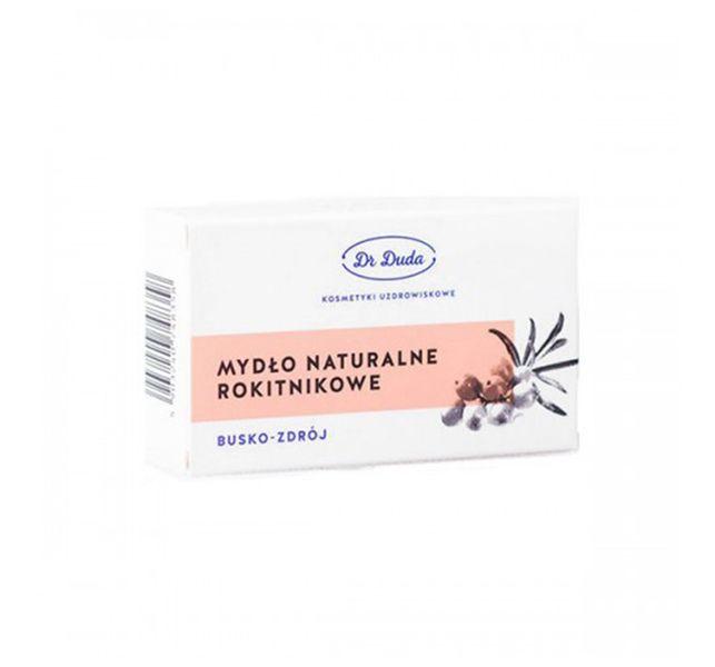 Dr Duda- Naturalne mydło rokitnikowe zdjęcie 1