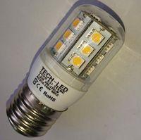 Żarówka LED 3,6w led 24 smd 5050 ciepła e27-270'