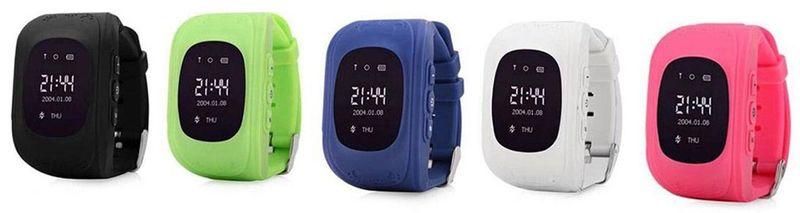 SmartWatch zegarek dla dzieci z lokalizatorem GPS SIM T266 zdjęcie 12