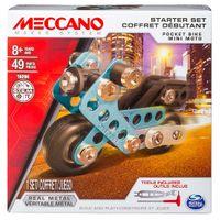 Meccano Core Zestaw Startowy Pocket Bike