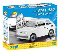 Klocki COBI 24523 YOUNGTIMER Fiat 126 1972 prima serie