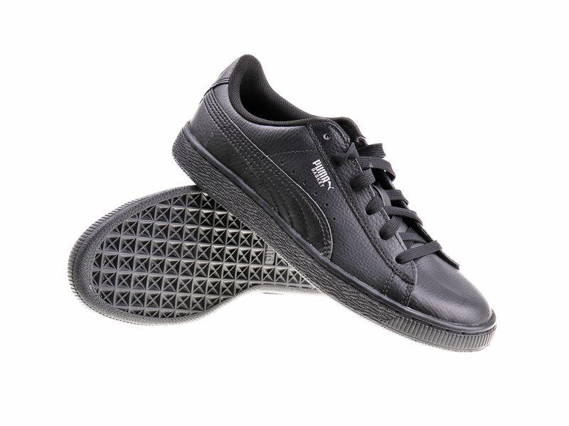 Puma Basket Classic Trainers LFS JR Black 364503 03 rozmiar 38,5