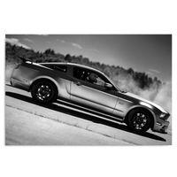Obraz na płótnie - Canvas, Samochód sportowy 4 100x70